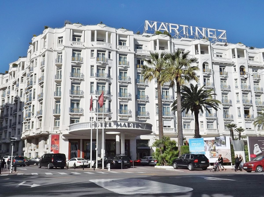 Chantier en cours : HOTEL GRAND HYATT MARTINEZ CANNES